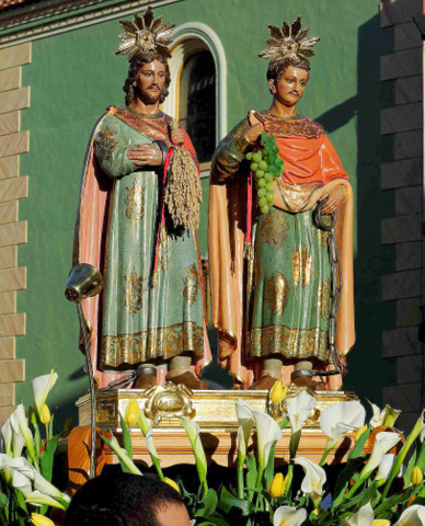 Fiestas Patronales de los Santos Mártires San Abdón y San Senén, Calasparra
