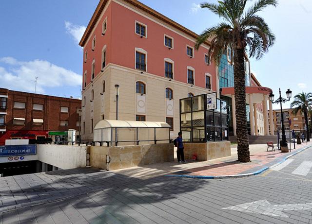 Padron office Los Alcazares