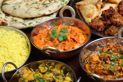 Gateway to India Restaurant Roldan