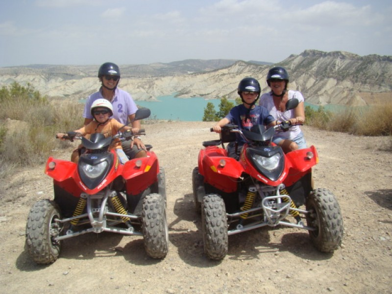 Hotel La Mariposa; accommodation and adventure activities in the Sierra Espuña