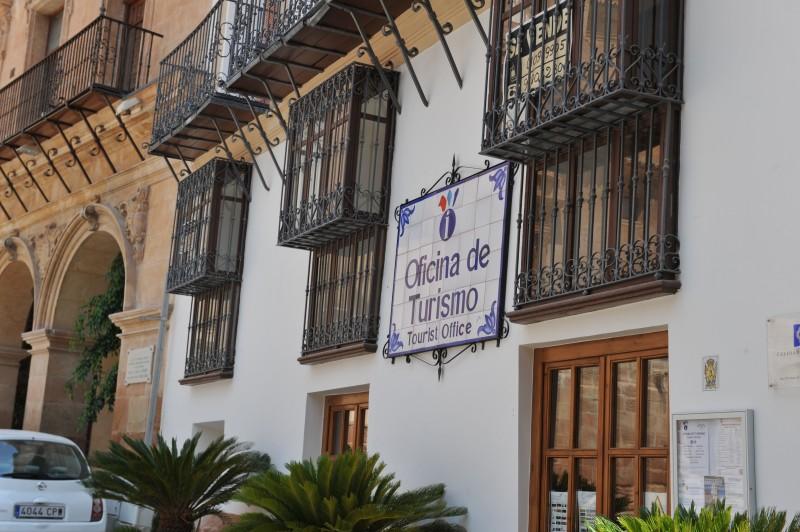 Lorca tourist information office