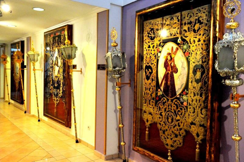 """The """"Nicolás Salzillo, Il Maestro"""" museum of the Paso Morado in Lorca"""
