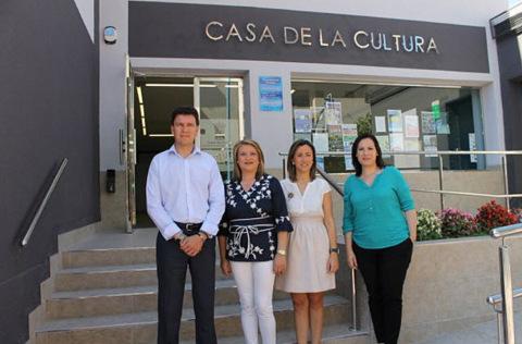Casa de la Cultura in Alhama de Murcia