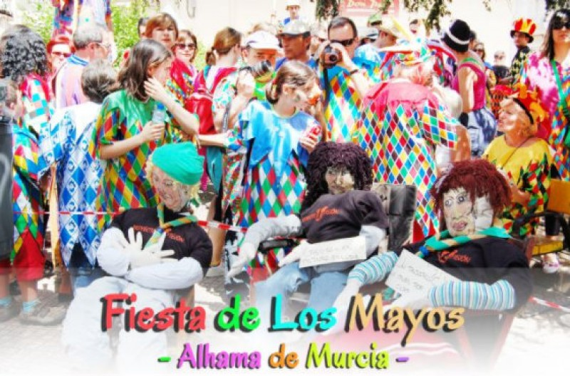 <span style='color:#780948'>ARCHIVED</span> - The Los Mayos fiestas in Alhama de Murcia now enjoy National Tourist Interest status