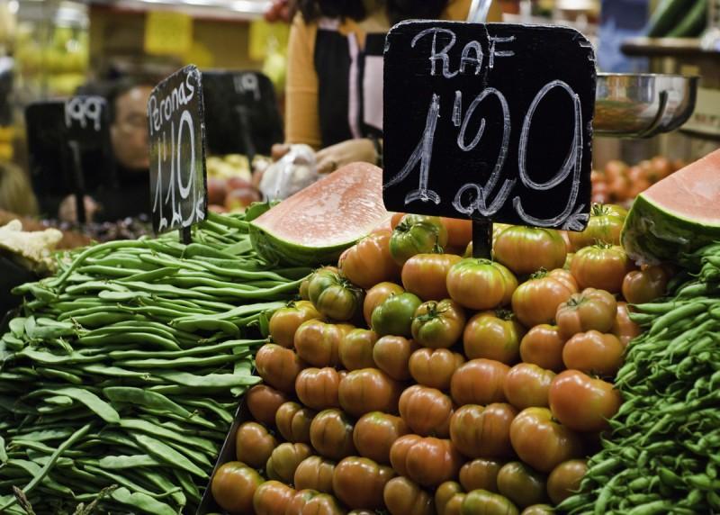 Weekly summer markets in Isla Plana and La Azohía