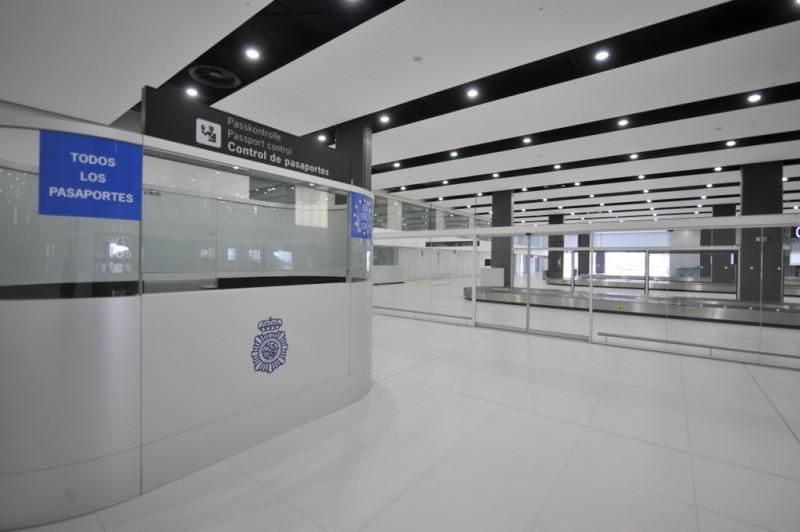 Corvera International airport articles