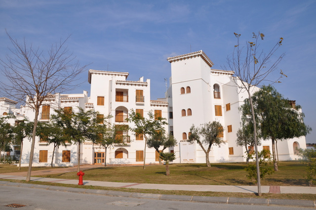 El Valle Golf Resort property