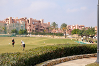 Mar Menor Golf Resort Golf Course