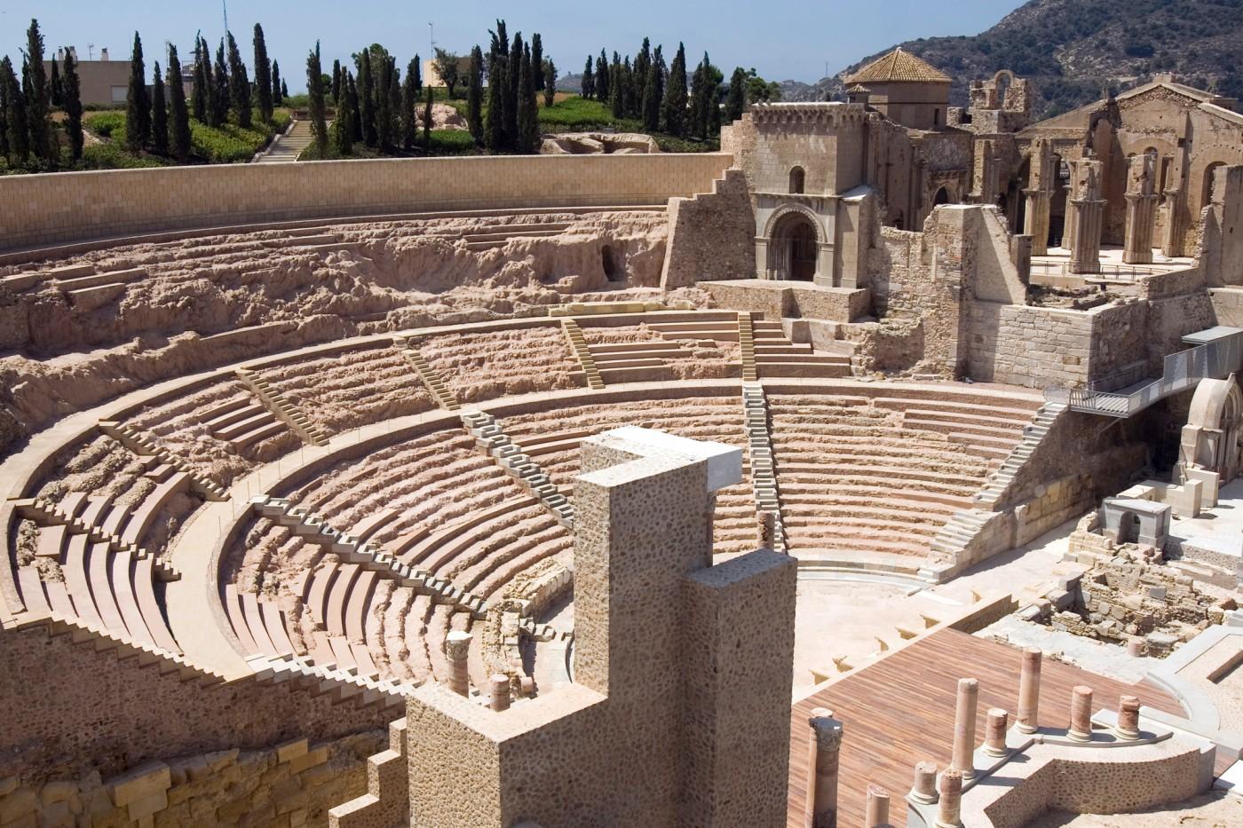 Roman Theatre Museum Cartagena
