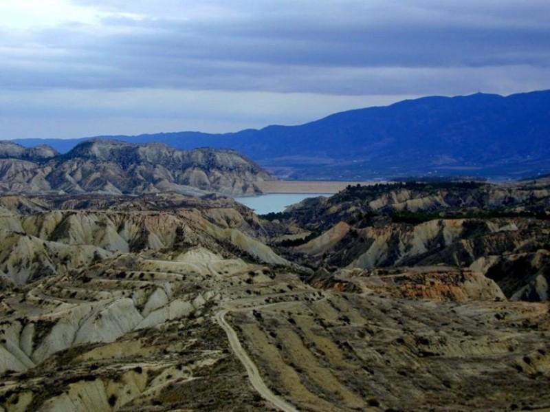 The Barrancos de Gebas; Sierra Espuña