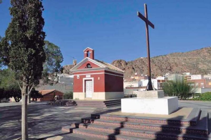 The Jardín del Calvario in Alhama de Murcia