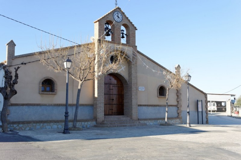 Outlying districts of Alhama de Murcia: El Berro