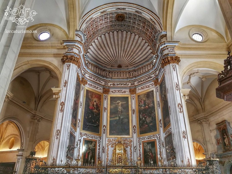 Lorca: Daily English language tours of the Church of San Patricio and the three plazas from July 2019