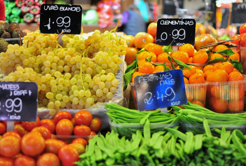 Weekly markets in south-west Murcia