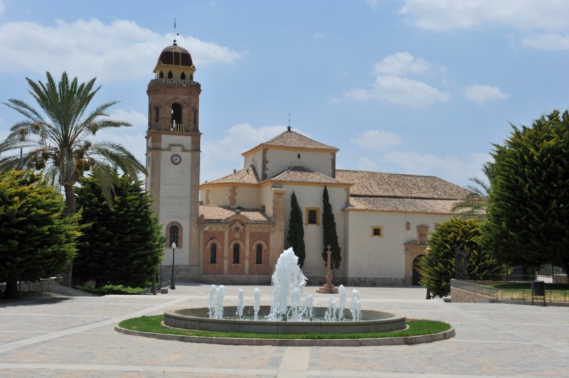 <span style='color:#780948'>ARCHIVED</span> - Sunday 21st July Guided tour of the Virgen de las Huertas convent in Lorca