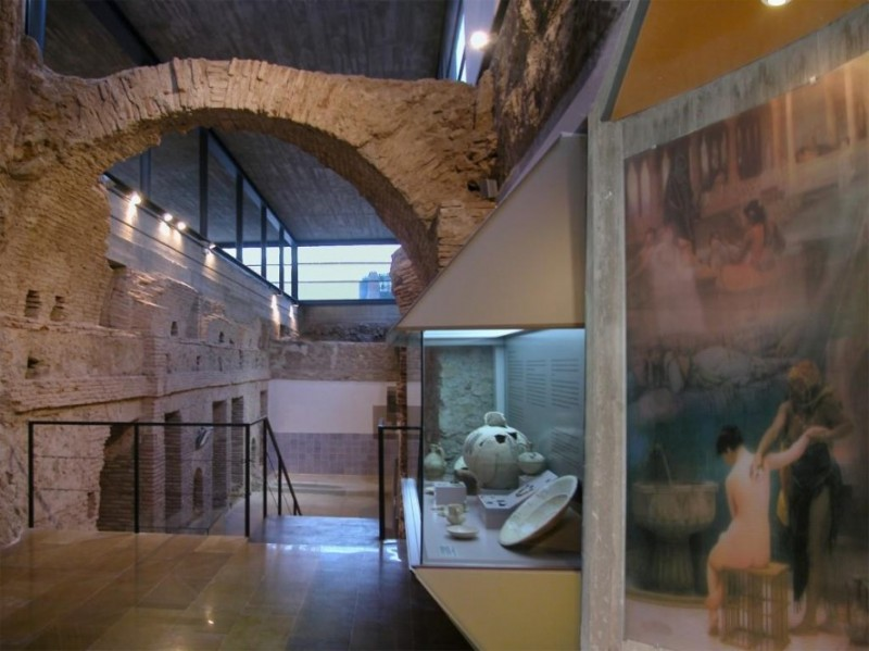 <span style='color:#780948'>ARCHIVED</span> - 26th August  Alhama de Murcia: Free guided tour of the Los Baños thermal baths and archaeological museum
