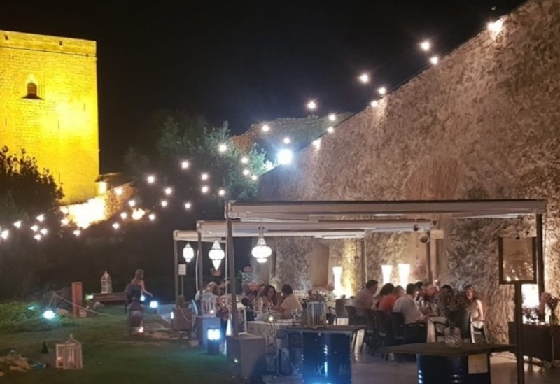 <span style='color:#780948'>ARCHIVED</span> - Every Thursday; supper and music inside Lorca castle