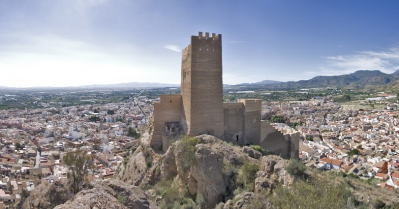 <span style='color:#780948'>ARCHIVED</span> - Saturday 21st September ENGLISH language castle tour in Alhama de Murcia