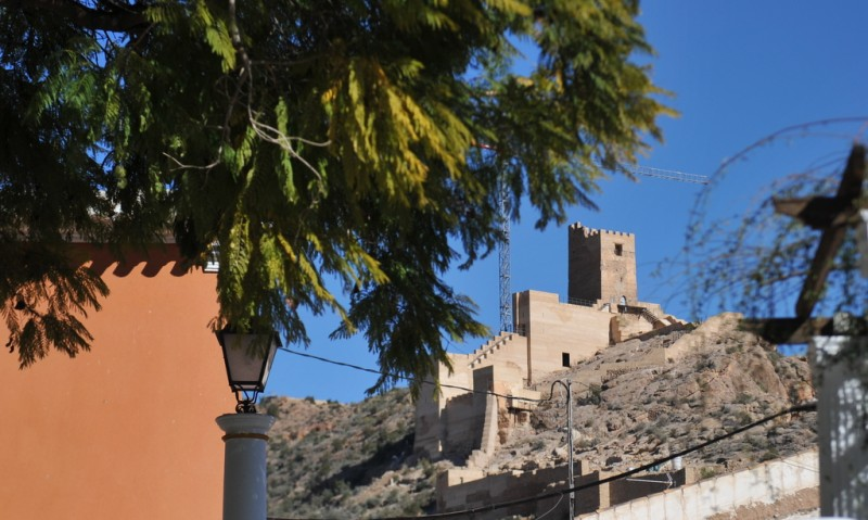 <span style='color:#780948'>ARCHIVED</span> - Sunday 6th October ENGLISH language castle tour in Alhama de Murcia