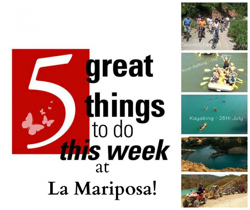 <span style='color:#780948'>ARCHIVED</span> - 12th to 18th August; What's on in Alhama de Murcia