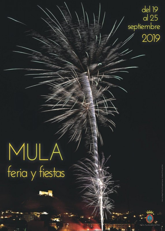 <span style='color:#780948'>ARCHIVED</span> - 13th to 25th September Feria and Fiestas in Mula