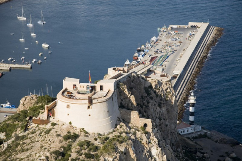 <span style='color:#780948'>ARCHIVED</span> - Águilas reopens castle and Embarcadero del Hornillo after Gota Fría
