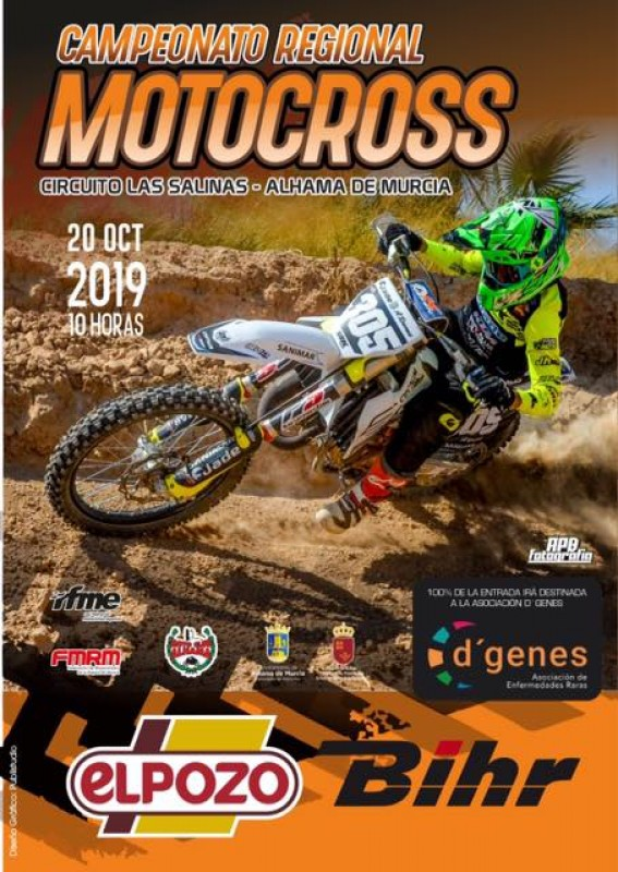 <span style='color:#780948'>ARCHIVED</span> - Sunday 20th October Alhama de Murcia Motocross