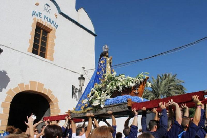 <span style='color:#780948'>ARCHIVED</span> - 8th to 17th November 2019, annual Fiestas del Milagro in Bolnuevo, Mazarrón