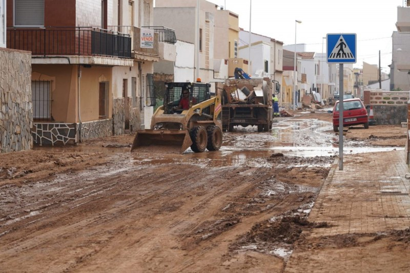 <span style='color:#780948'>ARCHIVED</span> - Murcia government calculates gota fría flooding damage at 528 million euros