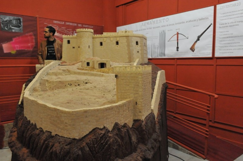 <span style='color:#780948'>ARCHIVED</span> - Eclectic collection for new museum in Mazarrón