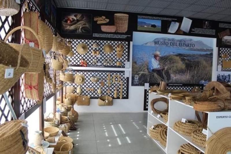 Águilas Esparto grass museum