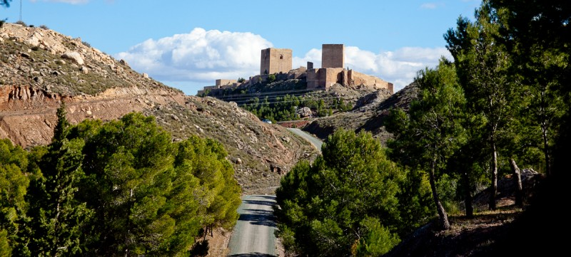 Bargain lunch and castle entry Lorca Monday to Friday for just 15 euros