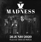 26th June, Madness live in concert in Murcia