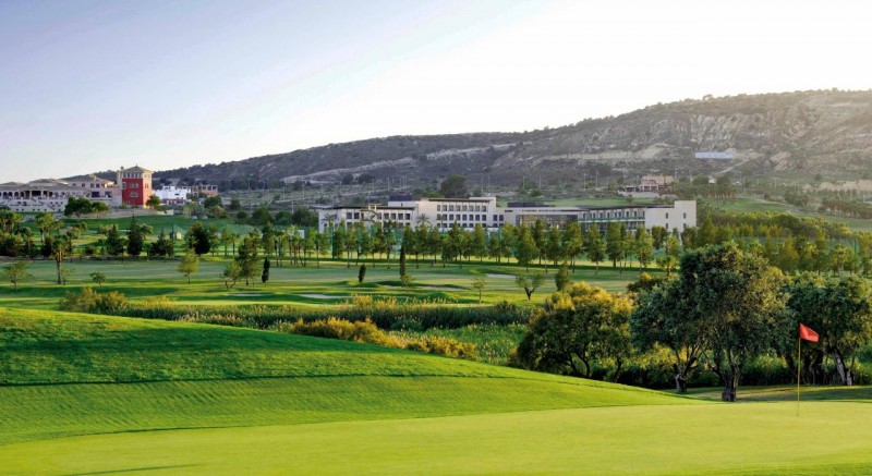 La Finca Resort 5-star hotel with golf course and spa centre in the southern Costa Blanca