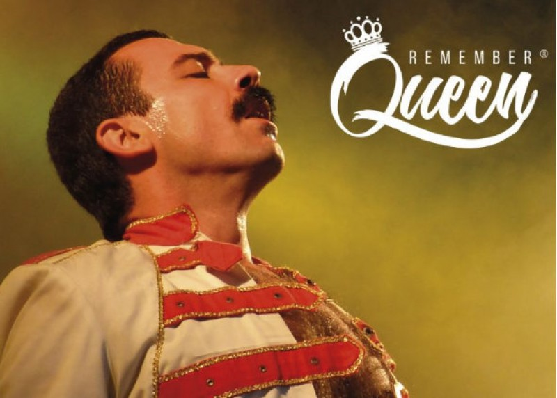 <span style='color:#780948'>ARCHIVED</span> - CANCELLED - 6th June, Remember Queen tribute show at the Auditorio Víctor Villegas in Murcia