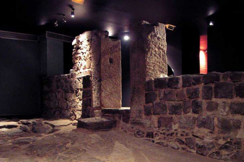 La Casa de la Fortuna, a 2,000-year-old Roman residence in Cartagena