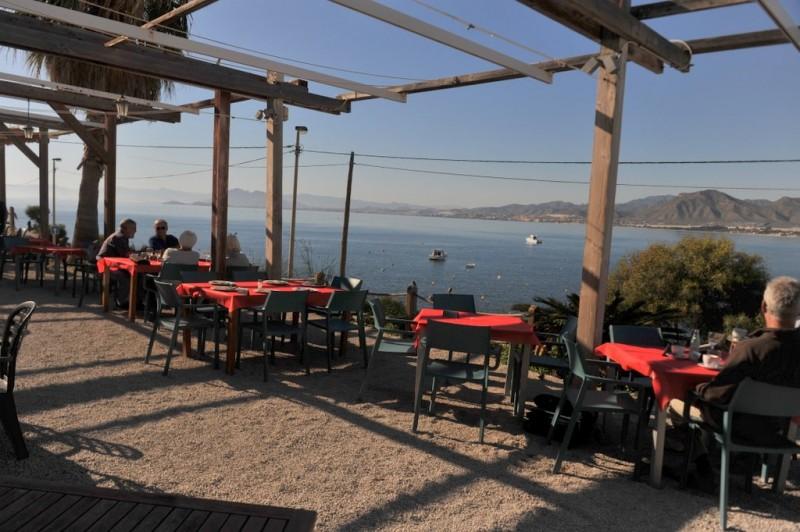Antipodas Restaurant La Azohia Murcia