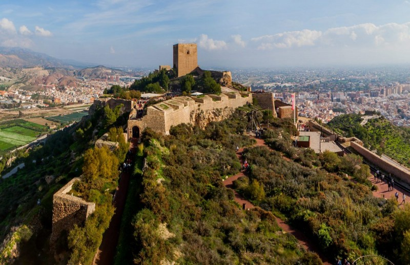 <span style='color:#780948'>ARCHIVED</span> - Lorca castle and visitor centre re-open on Saturday 6th June