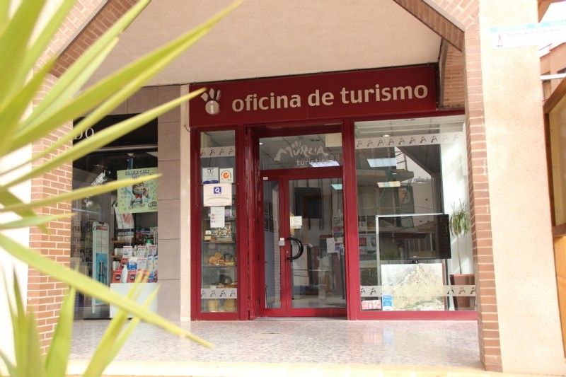 Alhama de Murcia Tourist office re-opens on Wednesday 24th June
