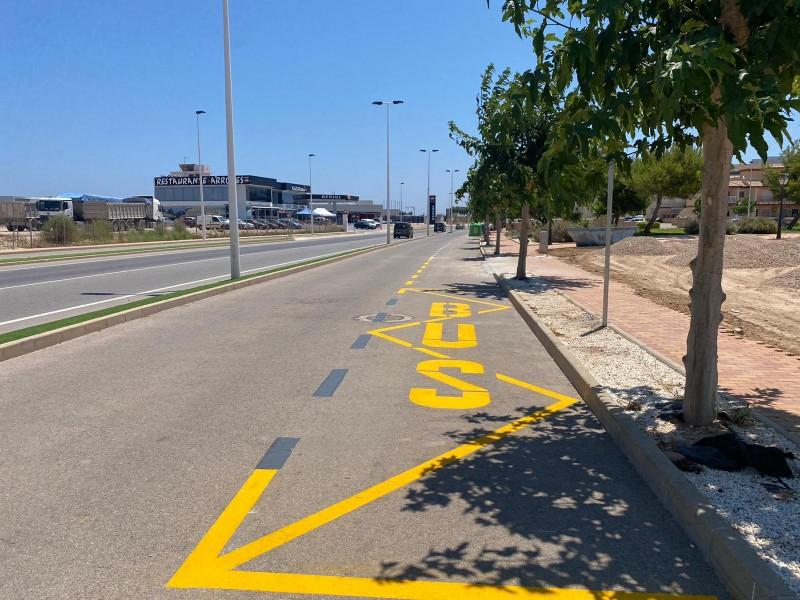 Free bus service to San Pedro del Pinatar Mediterranean beaches