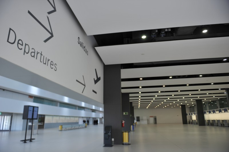 <span style='color:#780948'>ARCHIVED</span> - Corvera airport made a 45-million-euro loss for management company Aena in 2020