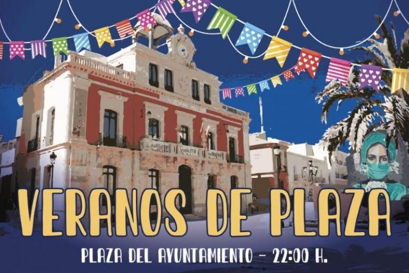 <span style='color:#780948'>ARCHIVED</span> - Veranos de Plaza: free entertainment in Mazarron town