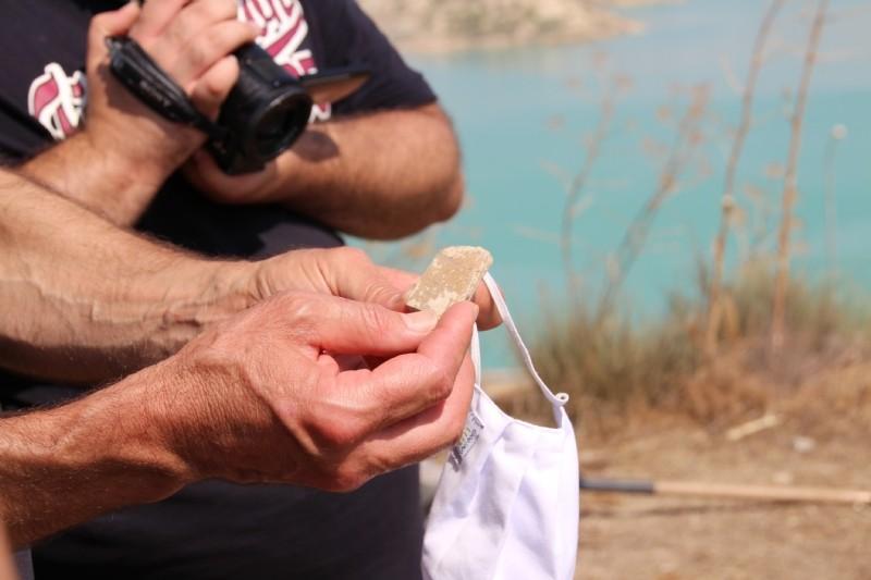 Summer archaeological excavation at Las Paleras in Alhama de Murcia