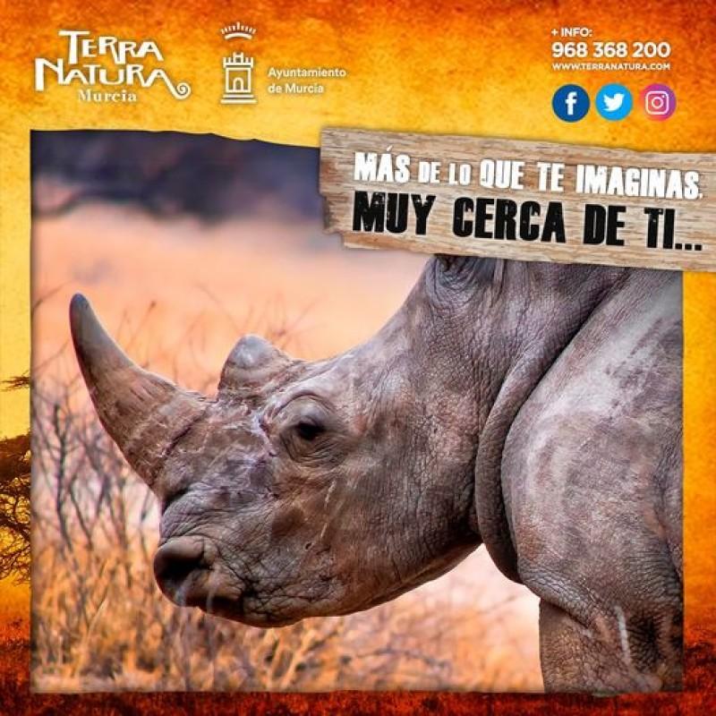 New opening hours at Terra Natura Murcia
