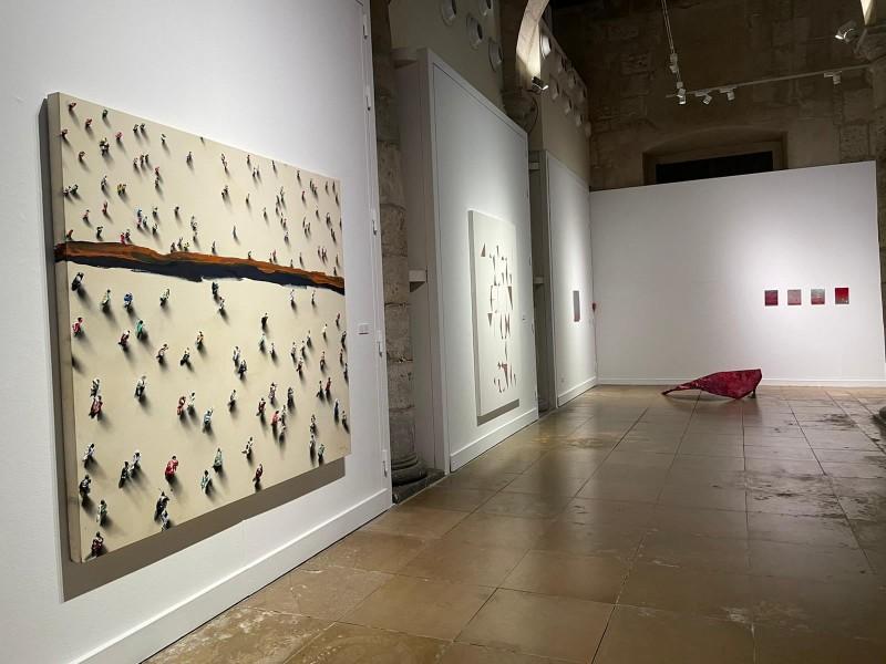 <span style='color:#780948'>ARCHIVED</span> - Contemporary art in the Palacio Almudi Murcia until October 10