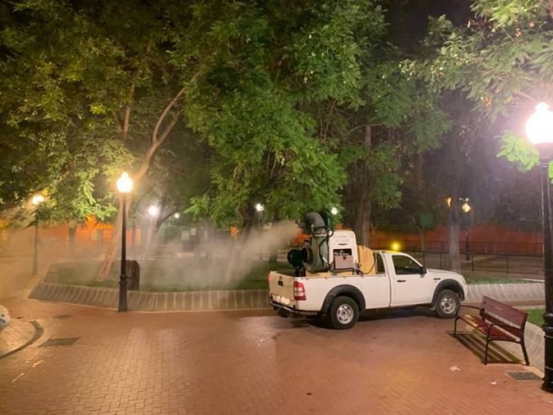 <span style='color:#780948'>ARCHIVED</span> - Alhama de Murcia continues war against mosquitos