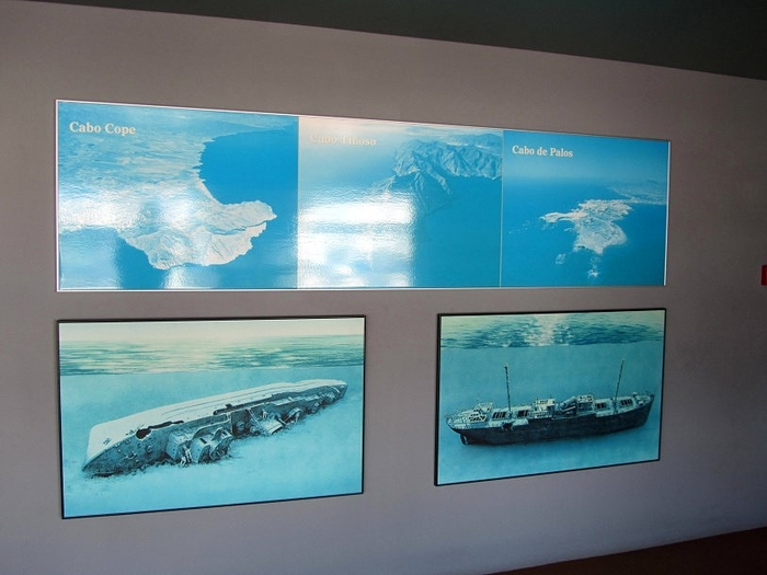 Visitors Centre in Cabo de Palos