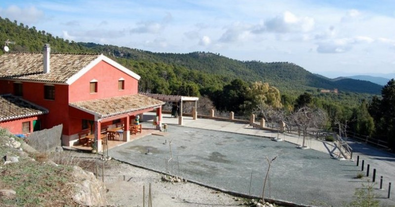 Accommodation in Alhama de Murcia, Casas Rurales La Perdiz