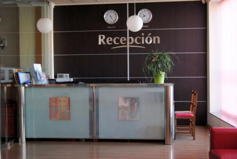 Accommodation in Alhama de Murcia, Hotel Julián