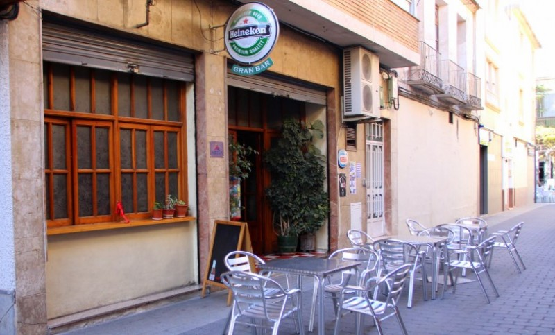 Where to eat and drink in Alhama de Murcia, Gran Bar